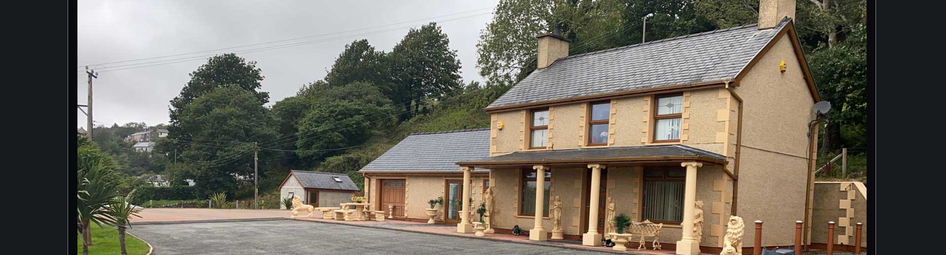 Luxury Holiday Home Let in North Wales